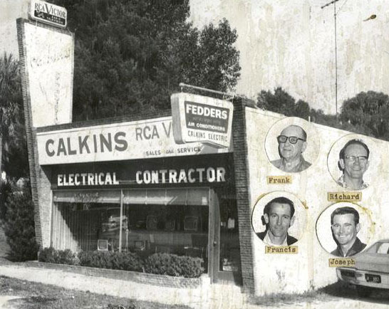 Calkins Electric Orginial Building